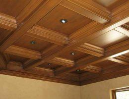 Кессонный потолок: роскошь эпохи Возрождения