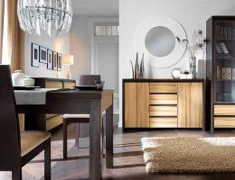Современная мебель цвета венге: богатство палитры в вашем интерьере