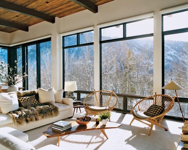 Роскошные пледы в интерьере: комочек тепла для вашего дома