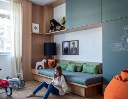 Комната для подростка: как пережить ремонт