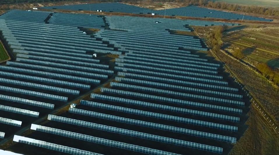 Солнечные электростанции в Украине – мощность растет