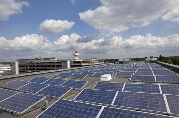 Солнечные станции – типы, характеристики.