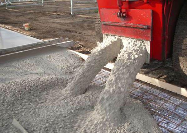 Марки бетона и сферы применения