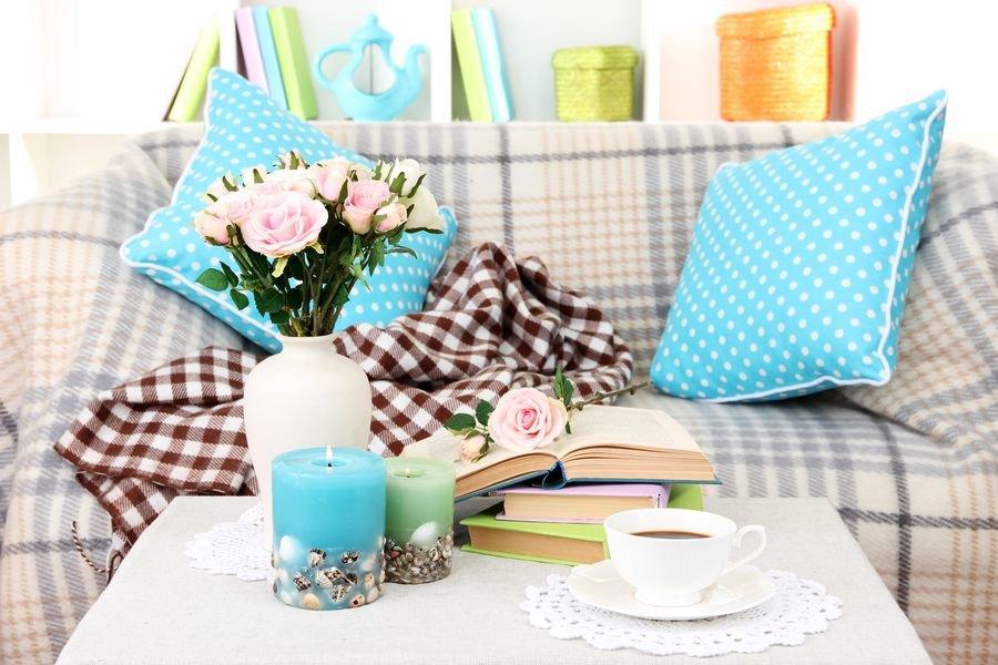 Много полезных весенних советов по оформлению дома