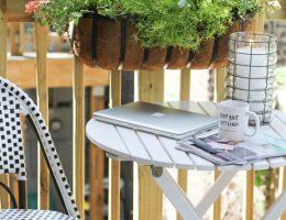 4 идеи для весеннего балкона