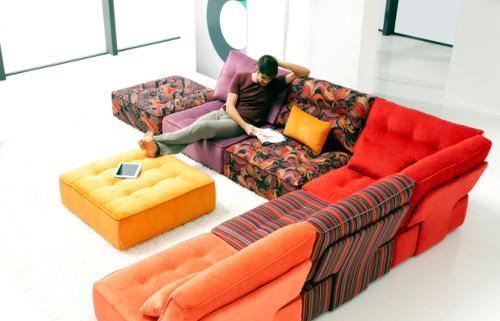 Модульная мебель для дома – комбинируй это!