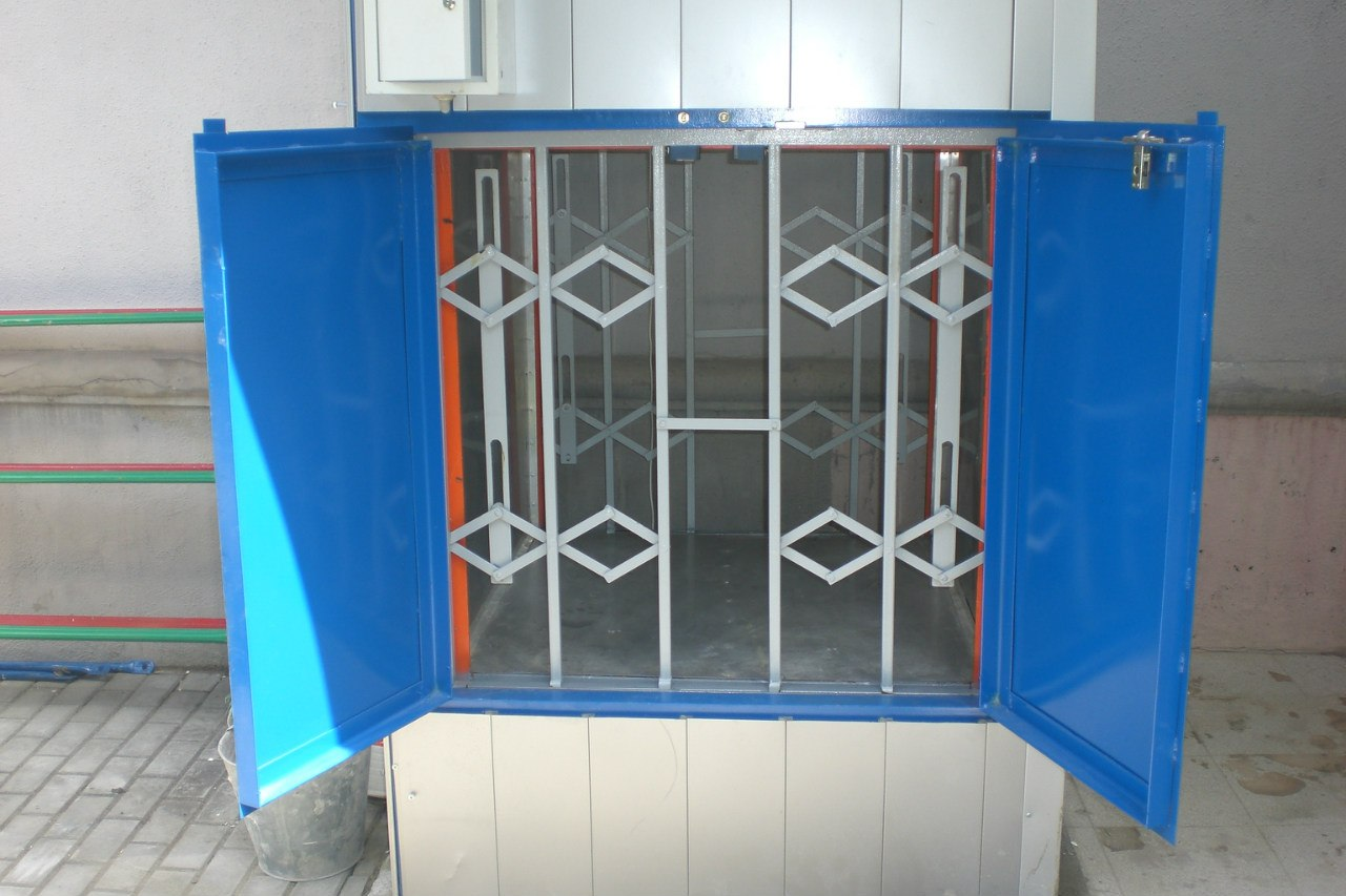 Что нужно знать о грузовых мачтовых лифтах