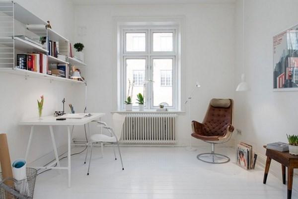 Использование скандинавского стиля в интерьере малогабаритных квартир