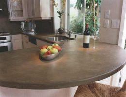 Столешницы из литьевого искусственного мрамора – лучшее украшение кухонного гарнитура