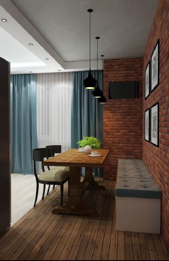 Стильная и комфортная столовая зона — это всегда возможно!