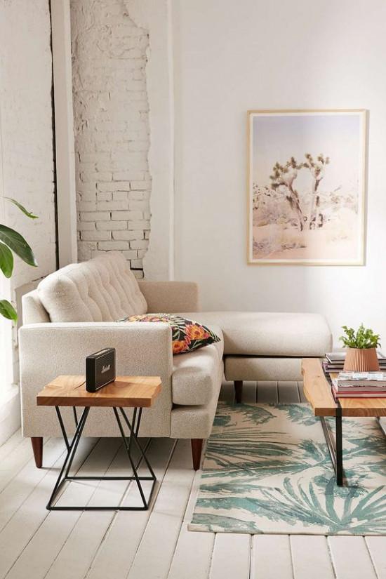 Цвет Айвори в дизайне интерьера