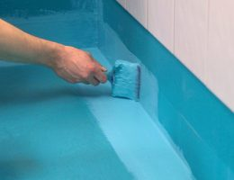Гидроизоляция ванной своими руками: советы строителя