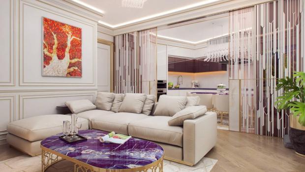 Новинки интерьера 2017 года в дизайне квартир и домов