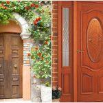 Парадная дверь по фэн-шуй