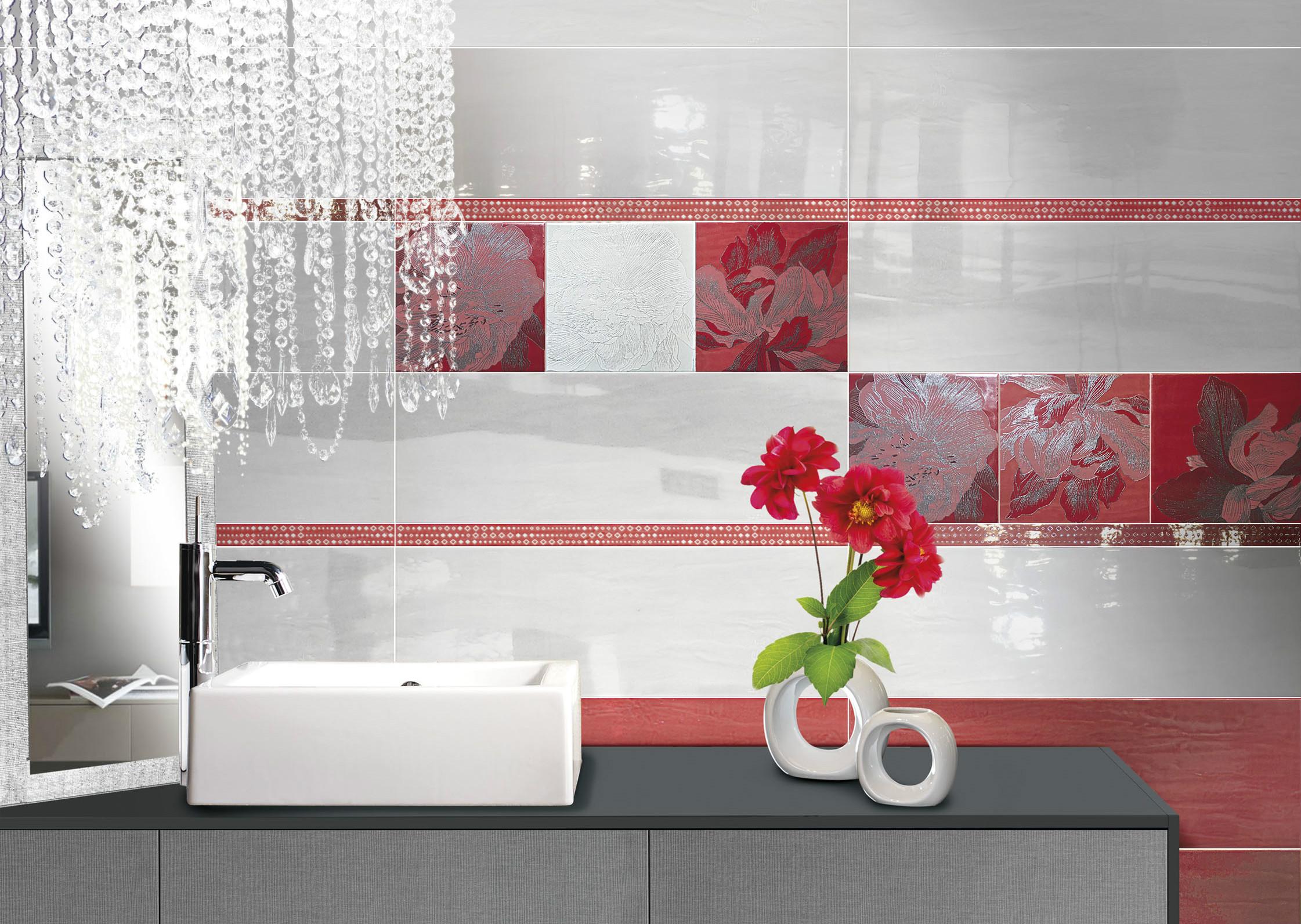 Керамический декор: 10 примеров оформления плиточной облицовки