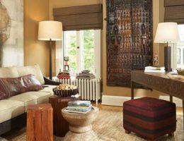 Этнический стиль в интерьере — создаем оригинальный дизайн