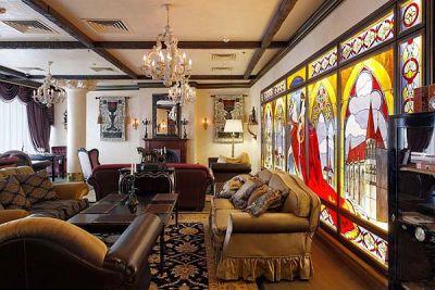 Готический стиль в интерьере – средневековье в квартире