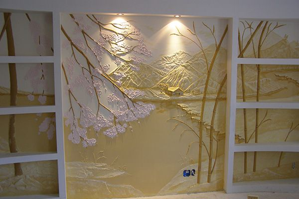 Особенности декоративных материалов для стен