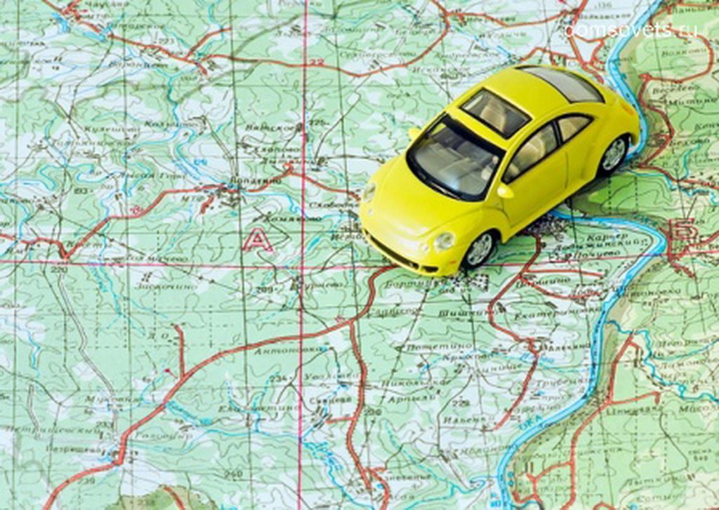 Подготовка автомобиля к длительной поездке