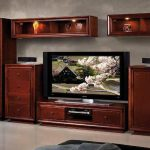 Мебель для гостиной из массива - современные тенденции