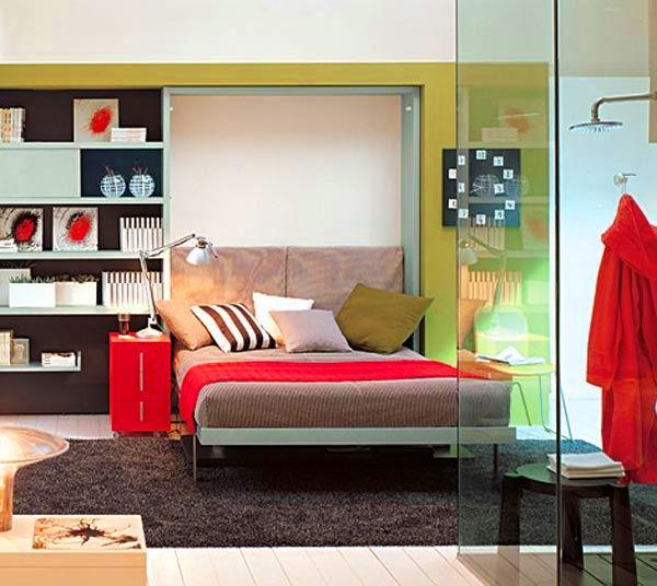 Стол-кровать – лучшее решение для малогабаритной квартиры