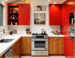 Встроенная кухня — лучшие варианты удачного дизайна