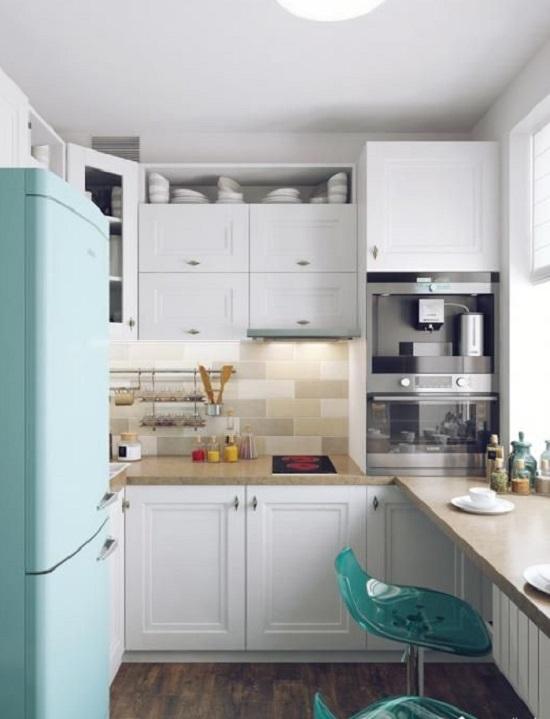 Наиболее распространенные ошибки в дизайне маленьких кухонь