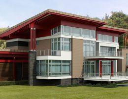 Что включает в себя проект частного дома