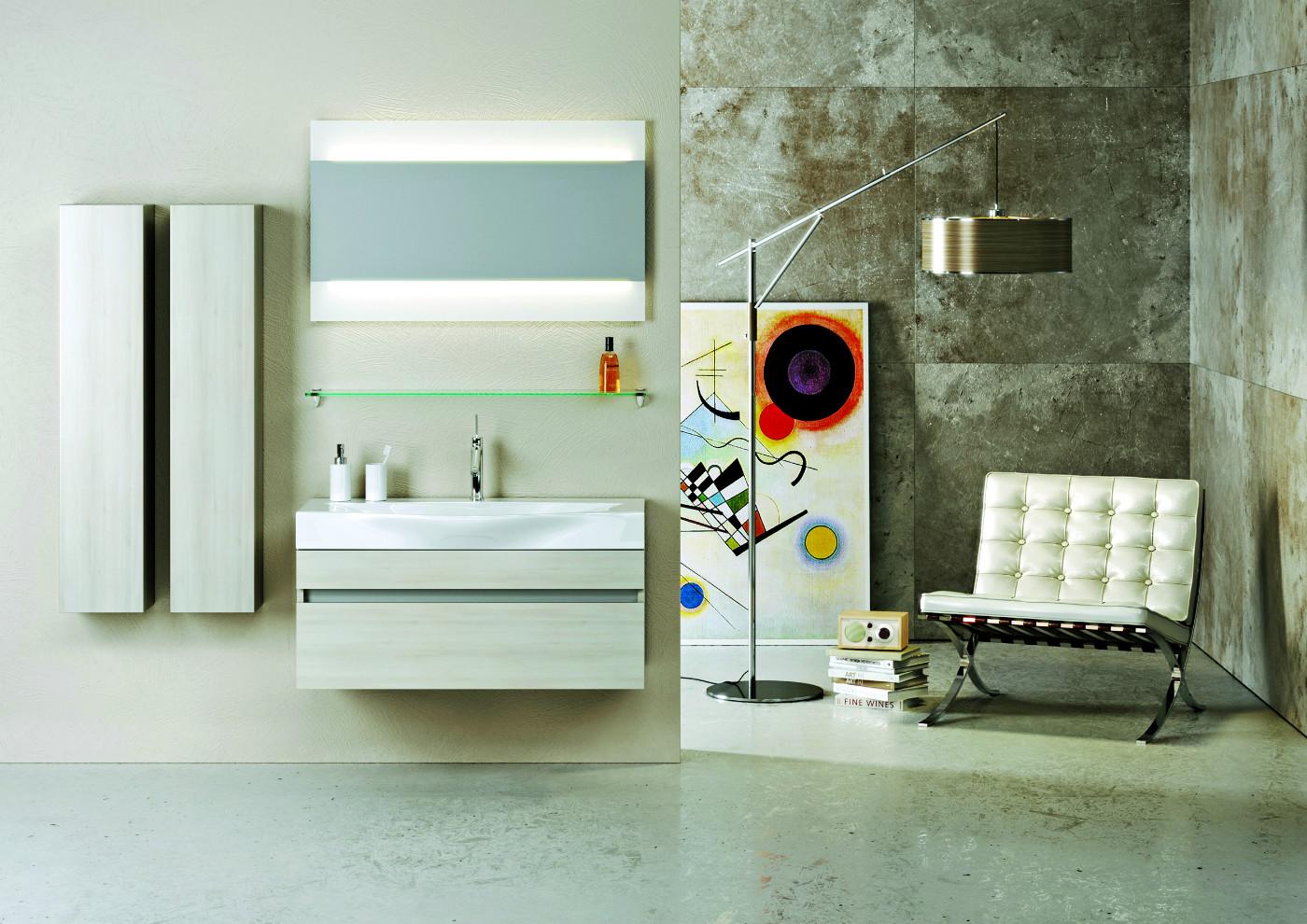 Специфика мебели для ванных комнат