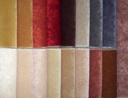Виды тканей для мебели
