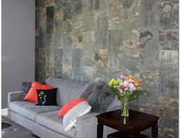 Гибкий декоративный камень для внутренней отделки – кусочек природы в интерьере квартиры