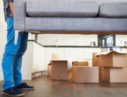 Перевозка мебели: с нами легко сотрудничать