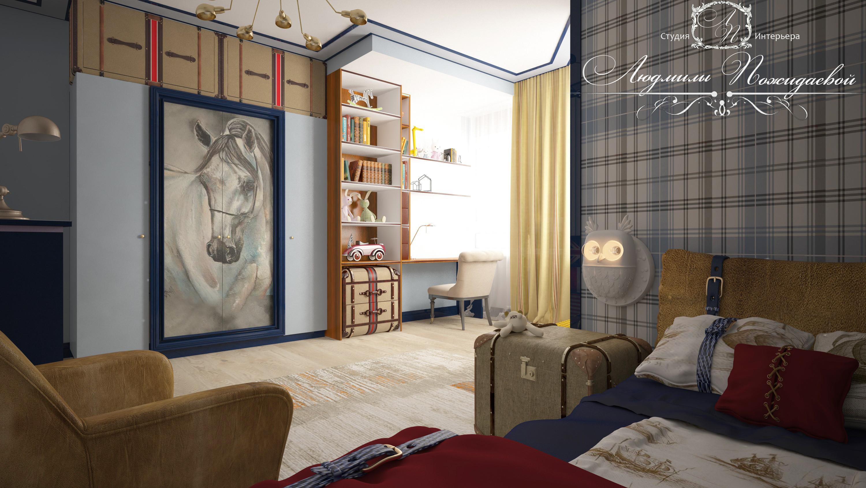 Студия дизайна Людмилы Пожидаевой сделает ваш дом образцом вкуса и роскоши