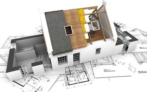 Проектирование частных домов – базовый этап строительства