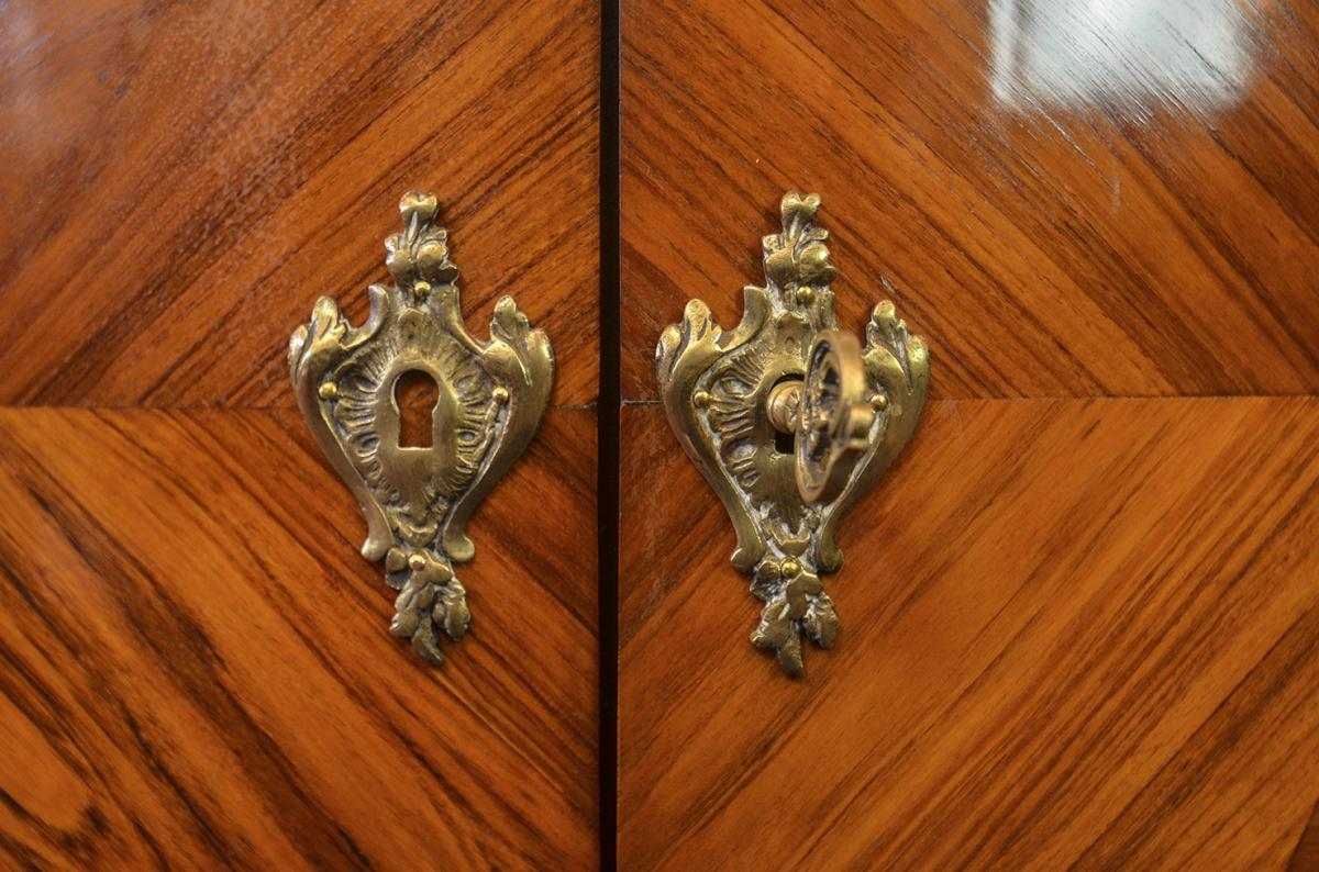 Двери из палисандра: крепость аристократа