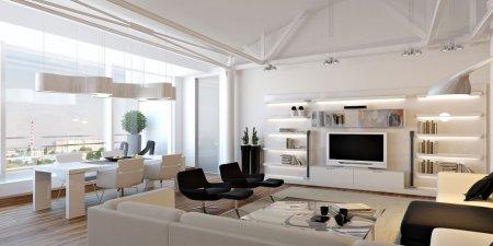 Квартира-студия. Дизайн интерьера от экспертов