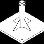 Дорожные стойки - необходимый элемент установки дорожного знака