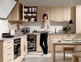 Об эргономике кухни – планируем интерьер правильно