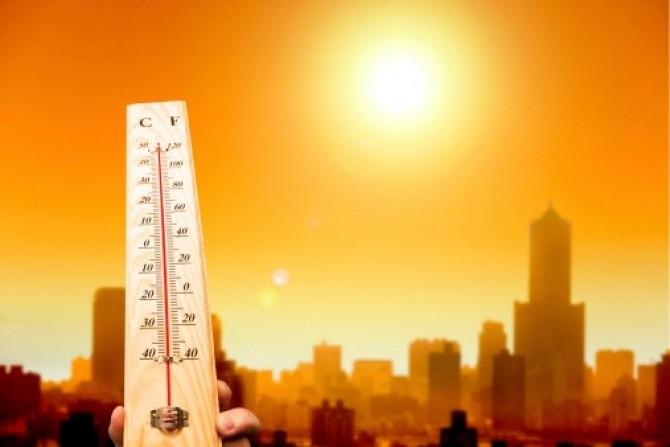 Как защитить дом в жару