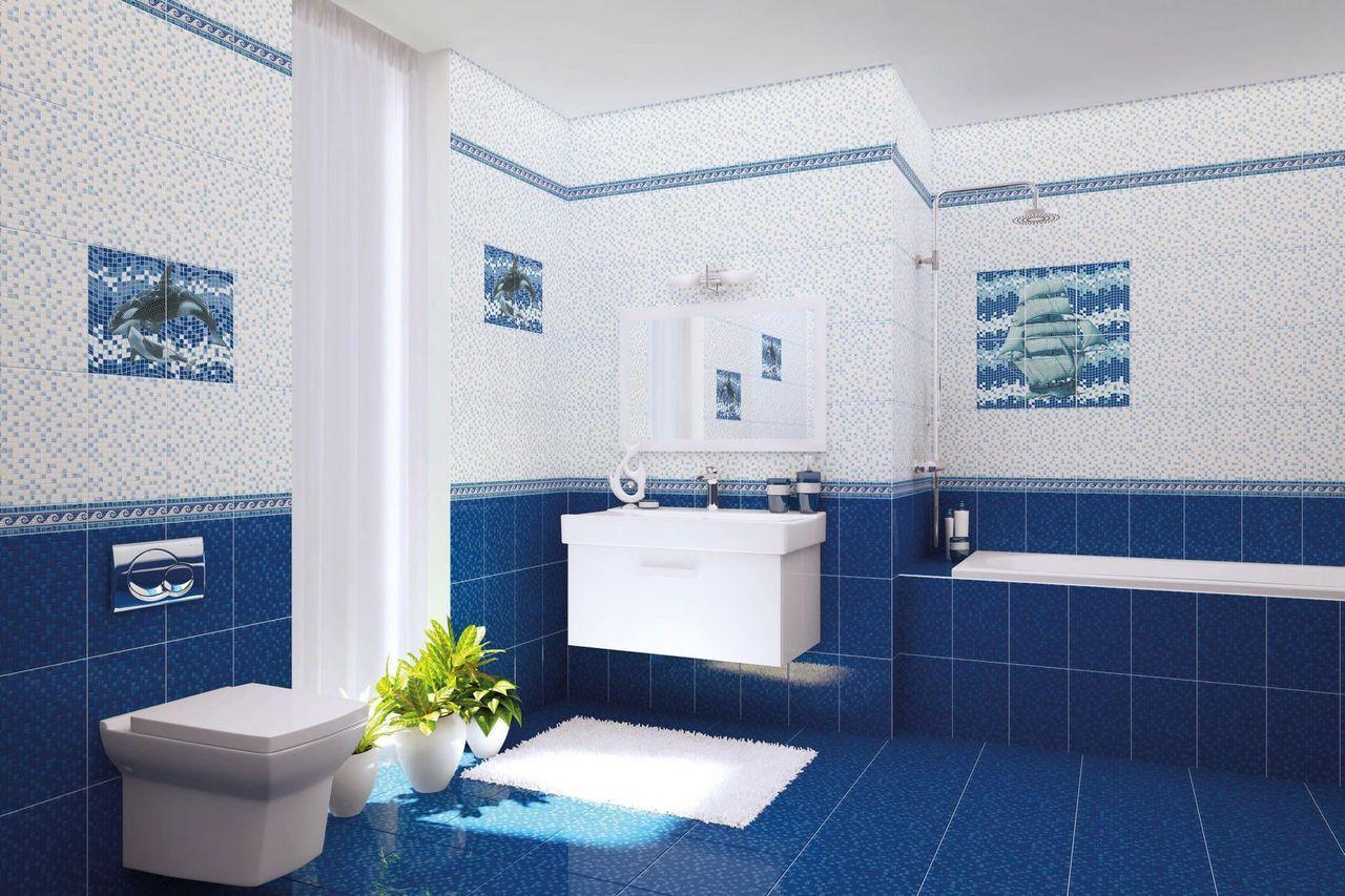 8 способов сэкономить на плитке в ванной комнате