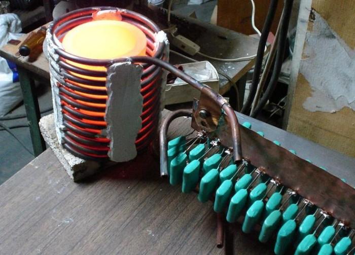 Водород для современного котла отопления