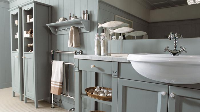 Мебель и аксессуары для ванной
