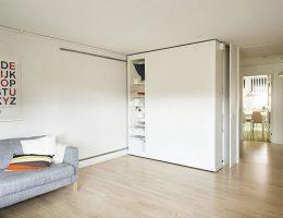 Раздвижная мебель для маленькой квартиры