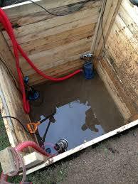 Разработка канализации