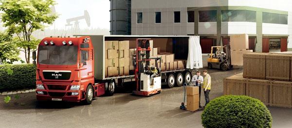 Особенности организации доставки грузов