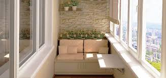 Оптимальные решения при утеплении балкона