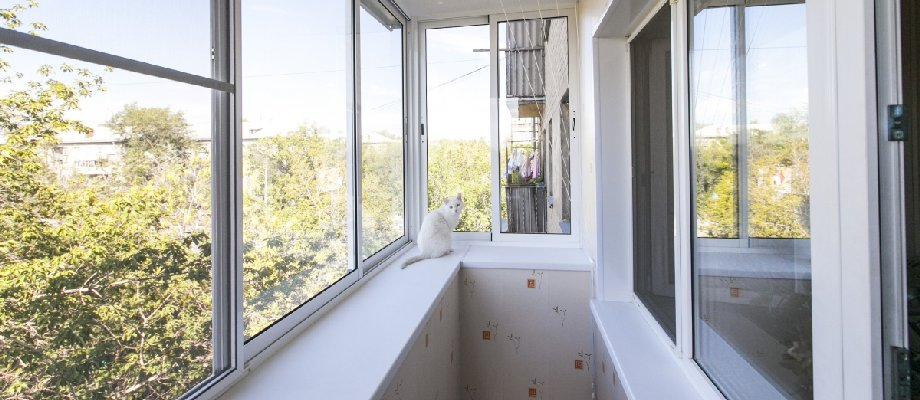 Остекление балконов и лоджий ремонтируем и строим.