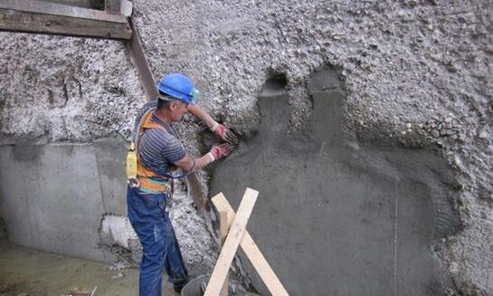 Ремонтная смесь для бетона: что это такое и как правильно выбрать