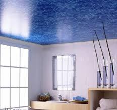 Пленочный потолок.