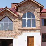 Штукатурные фасады